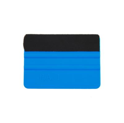 Scraper blauw